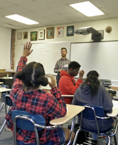 The Mental Health Education Training at Evanston Township Highschool (ETHS)