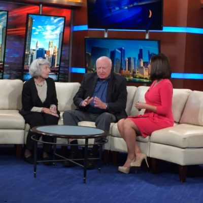 Marilyn and Larry Cohens' Interview on Fox 32 News